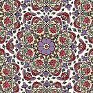 Deco Floral by Paula Belle Flores