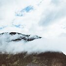 Clouds Over the Hill by Salvatore Russolillo