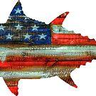 USA Merica Tuna by Statepallets