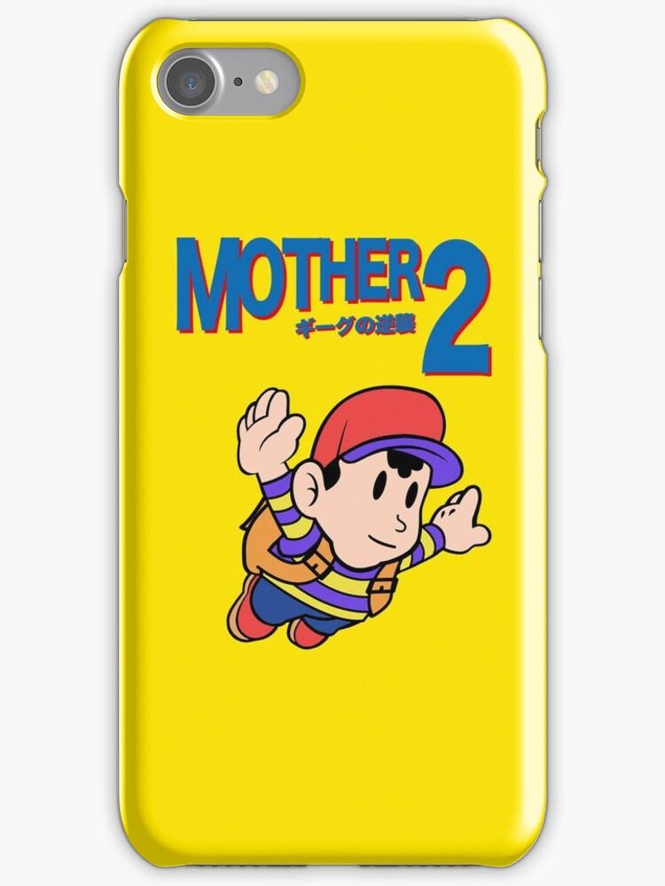 Mother 2 (SMB 3 Look-alike) by Studio Momo ╰༼ ಠ益ಠ ༽