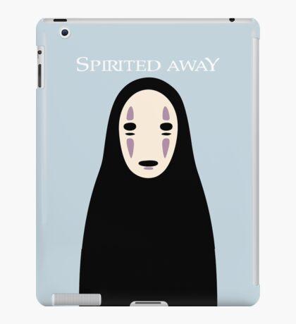 Spirited Away / No Face iPad Case/Skin
