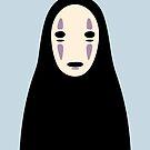 Spirited Away / No Face by Studio Momo ╰༼ ಠ益ಠ ༽