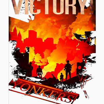 VICTORY! by BradMacDuff