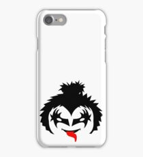 KISS - The Demon Gene Simmons Chibi iPhone Case/Skin