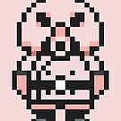 Pigmask - Mother 3 / Earthbound 2 by SophisticatC x Studio Momo╰༼ ಠ益ಠ ༽