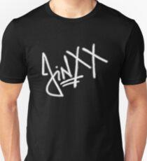 Jinxx Inverted Unisex T-Shirt