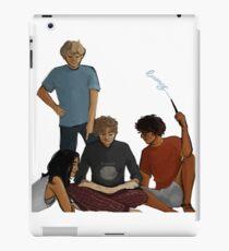 Marauder's Map iPad Case/Skin