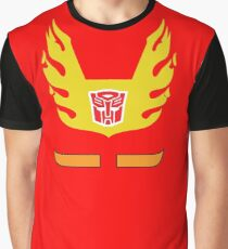 Hot Rod - Transformers 80s Graphic T-Shirt