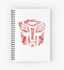 Transformers - Autobot Wordtee Spiral Notebook
