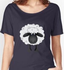 Sheep. Women's Relaxed Fit T-Shirt
