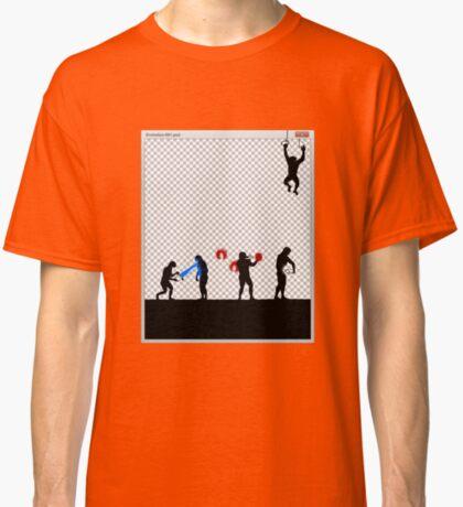 99 Steps of Progress - Photoshop Classic T-Shirt