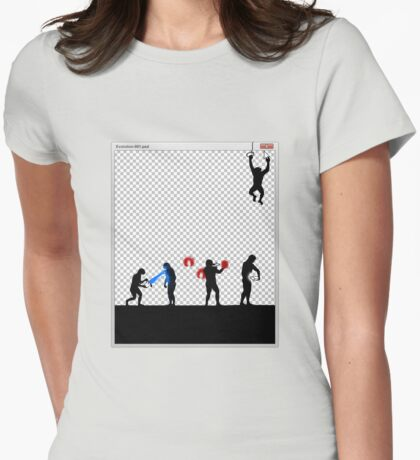 99 Steps of Progress - Photoshop T-Shirt