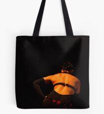 Spanish Dancer Tote Bag