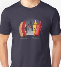Hot Dog Romance Unisex T-Shirt