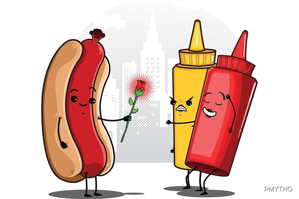 Hot Dog Romance by PMYTHO