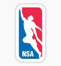 National Superhero Association Sticker