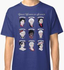 Great Women of Science {Set} Classic T-Shirt