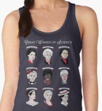 Great Women of Science {Set} Women's Tank Top