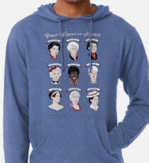 Great Women of Science {Set} Lightweight Hoodie