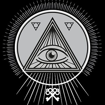 Hermetic Sigil [Light Version] by TayRobertsArt