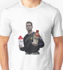 Harbaugh Fairlife Milk Boy - Football Guy Unisex T-Shirt