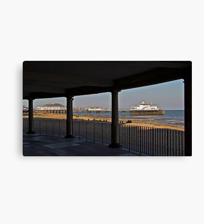 View from the Bandstand Canvas Print