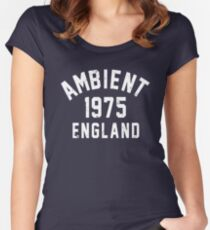 Ambient Women's Fitted Scoop T-Shirt