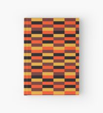 District Line Moquette Hardcover Journal