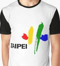 TAIPEI-2 Graphic T-Shirt