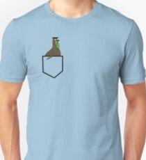 Pocket Gerald Unisex T-Shirt