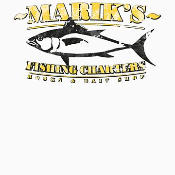 Marik's Fishing Charters by bluedog725