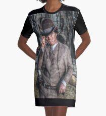 JD Graphic T-Shirt Dress