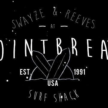 Point Break Surf Shop by starsandguitars