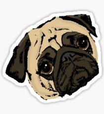 Pugsley Sticker