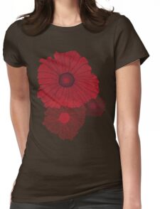 Poppy Tee V1 Womens Fitted T-Shirt