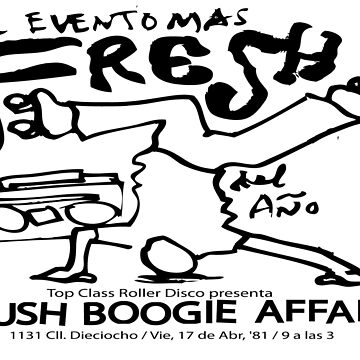Evento Mas Fresh del Ano by robroyneat