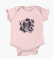 Love in your heart... One Piece - Short Sleeve