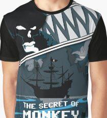 The Secret of Monkey Island - Le Chuck Graphic T-Shirt