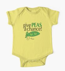 Give PEAS a chance! Kids Clothes