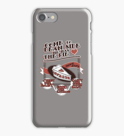 Dean Side iPhone Case/Skin