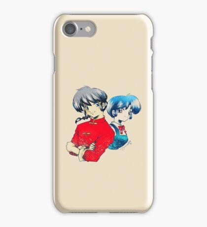 Ranma ♥ Akane iPhone Case/Skin