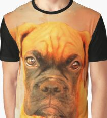 Boxer Puppy Graphic T-Shirt