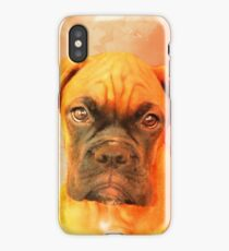 Boxer Puppy iPhone Case