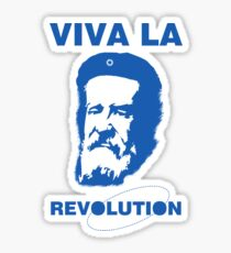 Viva la Revolution Sticker