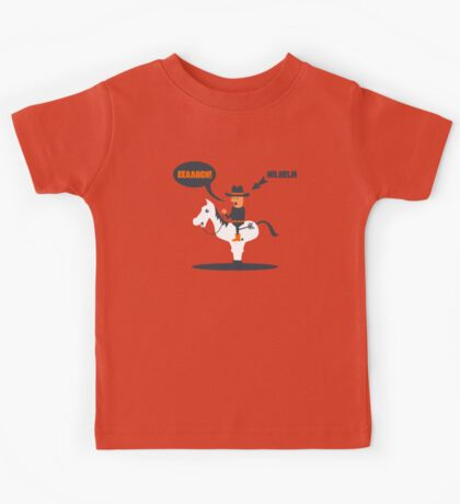 Wilhelm Scream Kids Clothes