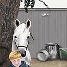 Trey and Shadrach by Carole Boyd