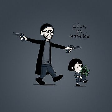Leon and Mathilda by tyna