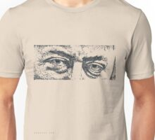 Christopher Hitchens eyes Unisex T-Shirt