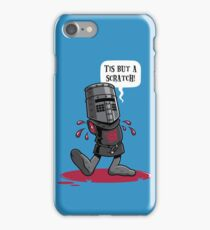 A Vintage Flesh Wound iPhone Case/Skin