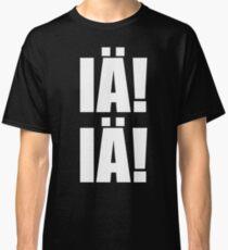 IÄ! IÄ! Cthulhu fhtagn! (H.P. Lovecraft) Classic T-Shirt